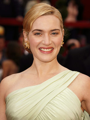 Kate Winslet Symbol of Sexy Smile