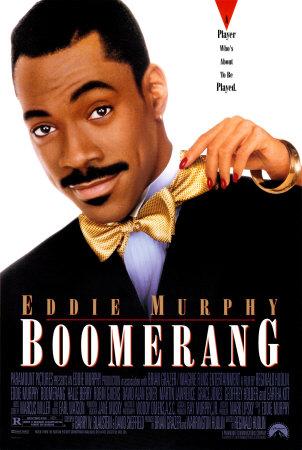Boomerang (1992) affiche